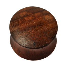 Wooden Dome Plug