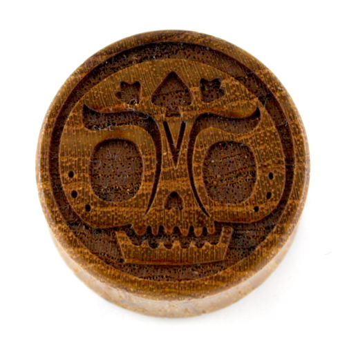 Skull of The Gods Teak