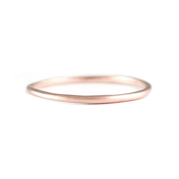 Hand-formed Ring no.0