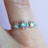 Mini Starry Opal Ring