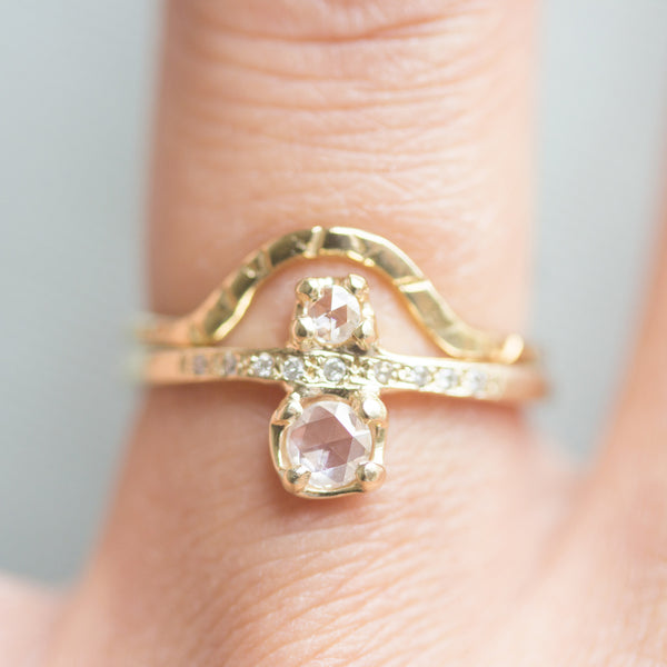 Mira Diamond Ring