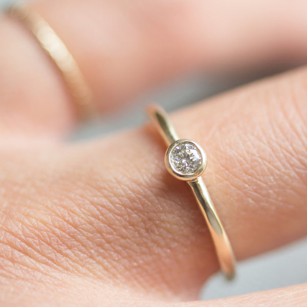 Celia Solitaire Ring