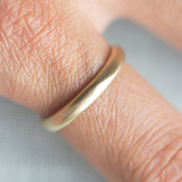 Hand-formed Ring no.3
