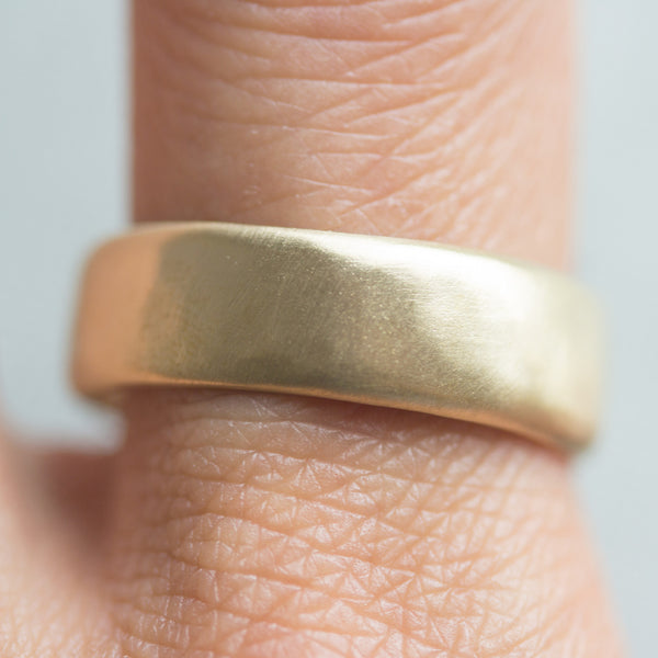Hand-formed Ring no.7