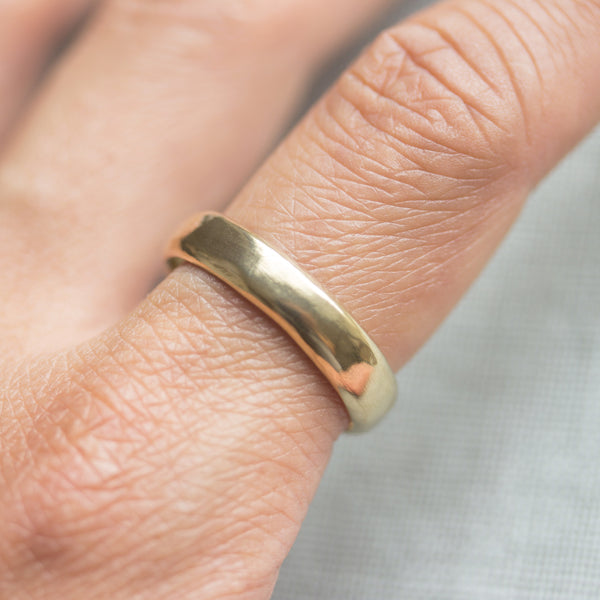 Hand-formed Ring no.5
