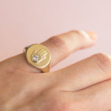 Hand Power Ring
