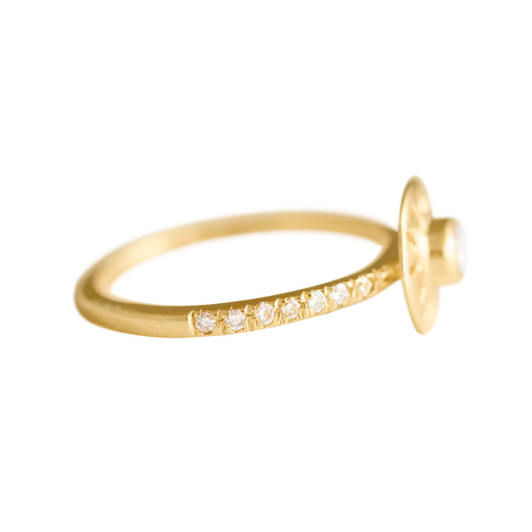 Teru Pave Ring