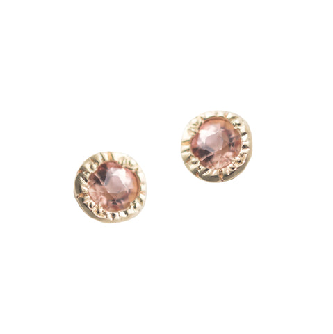 Hana Topaz Earrings
