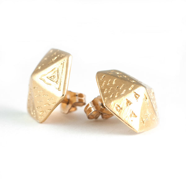 Luz Earrings - Stud