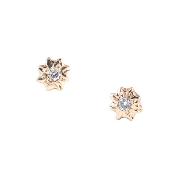 SINGLE Mini Starry Diamond Earring