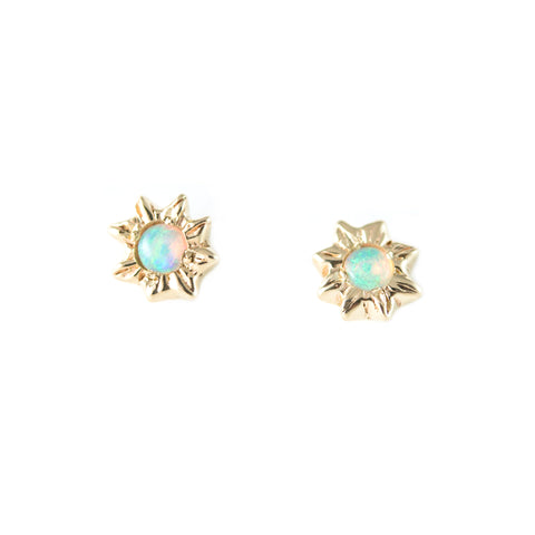 Starry Opal Earrings