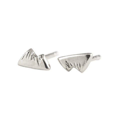 Yama Earrings in Sterling Silver