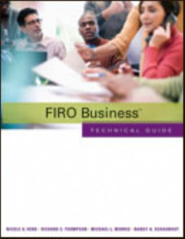 FIRO Business® Technical Guide (A)