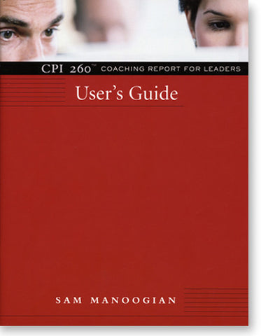 User's Guide to the Coaching Report for Leaders