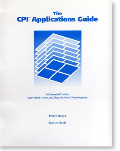 CPI™ Applications Guide