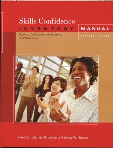 Skills Confidence Inventory Manual