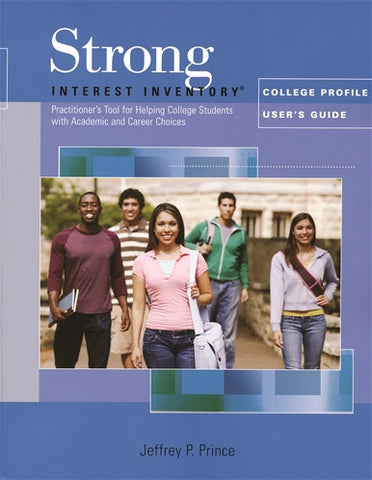 Strong College Profile User's Guide