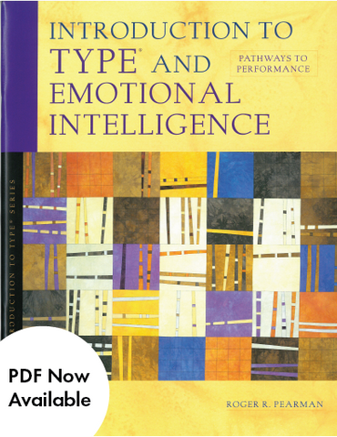 Introduction to Type® and Emotional Intelligence