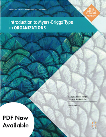 Introduction to Myers-Briggs® Type in Organizations