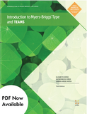 Introduction to Type® and Teams (3rd edition)