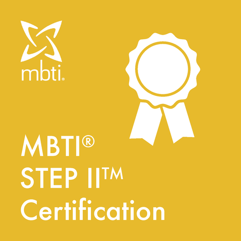 MBTI<sup>®</sup> Step II™ Certification Program - Ottawa, July 12, 2018