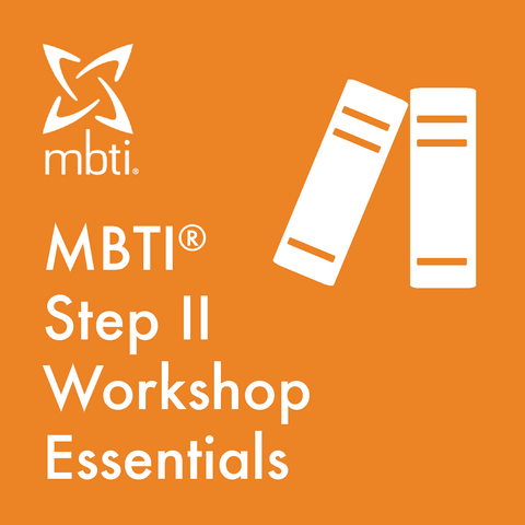 MBTI® Step II Workshop Essentials - 2016