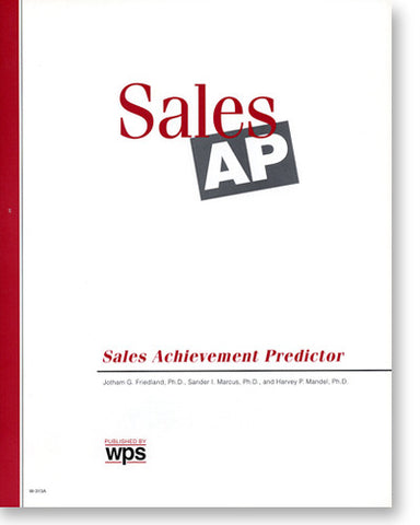 Sales AP Manual