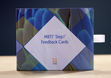 MBTI<sup>®</sup> Step I<sup>™</sup> Feedback Cards