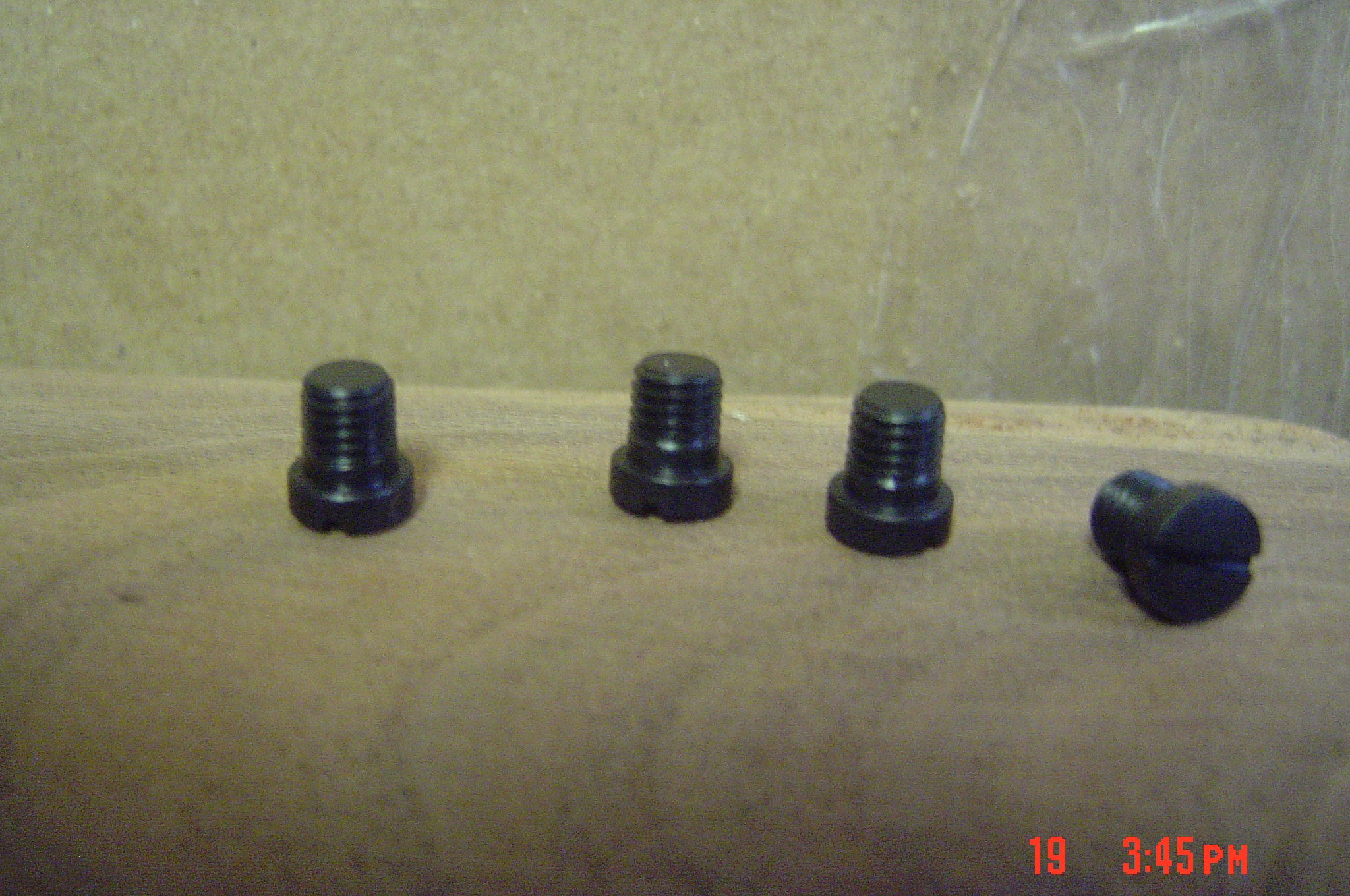 Winchester 1907 Forend Screws