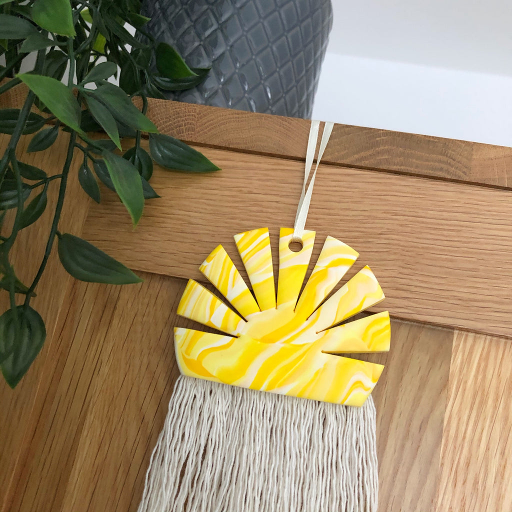 3 x Clay Sunshine making kit