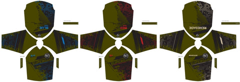 Supergame Charity Tactical Jersey/Jacket