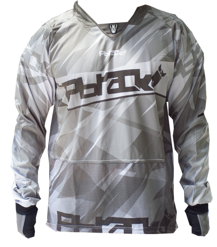 Ultra Flow PBRack Stock Jersey - White or Black