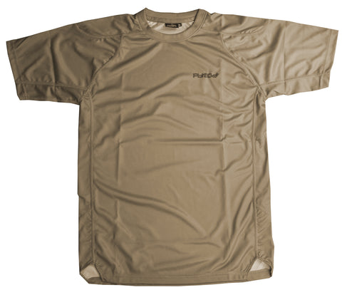 PBRack Tech Tee - Tan