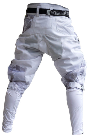 Flow Pants- White