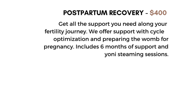 DOULA PACKAGES