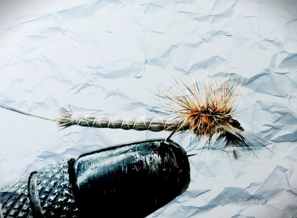 My Fly Fishing Trout Fly selection for Taupo.