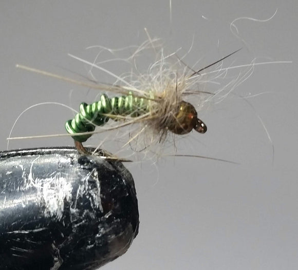 Custom-tied Lots. 20 Dozen Flies. -Fly Fishing Trout Flies Silvereye Flies