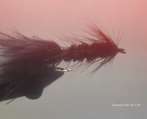 Woolly Bugger Custom-tied Dozen -Fly Fishing Trout Flies Silvereye Flies