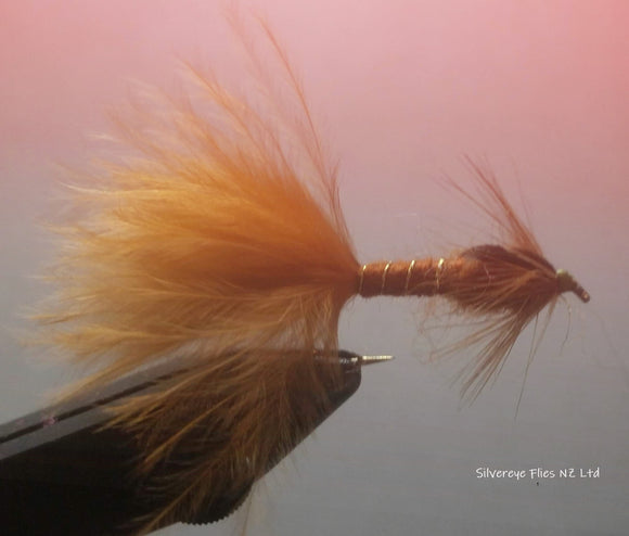 Damsel Nymph Custom-tied Dozen -Fly Fishing Trout Flies Silvereye Flies