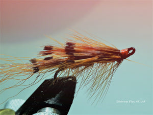 General Practitioner Custom-tied Dozen -Fly Fishing Trout Flies Silvereye Flies