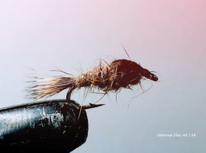 Gold Ribbed Hare's Ear (3) -Fly Fishing Trout Flies Silvereye Flies