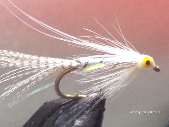 Mallard Smelt (3) -Fly Fishing Trout Flies Silvereye Flies