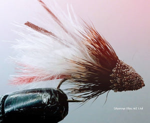 Marabou Muddler (3) -Fly Fishing Trout Flies Silvereye Flies