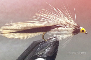 Mini Jack Sprat Custom-tied Dozen -Fly Fishing Trout Flies Silvereye Flies