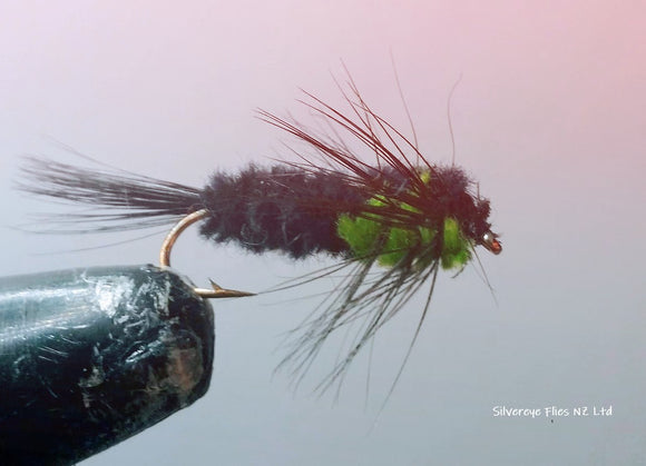 Montana Stone (3) -Fly Fishing Trout Flies Silvereye Flies