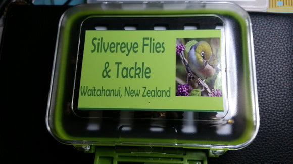 Signature Collections- Nymphs #10 - Silvereye Flies & Tackle