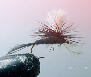 Parachute Adams Custom-tied Dozen - Silvereye Flies & Tackle