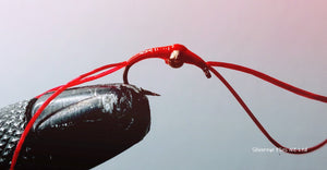 Reddie Buzzer Epoxy (3) -Fly Fishing Trout Flies Silvereye Flies