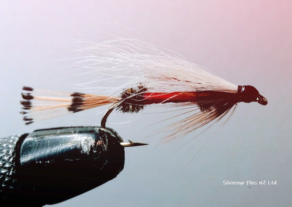 Royal Coachman (3) -Fly Fishing Trout Flies Silvereye Flies