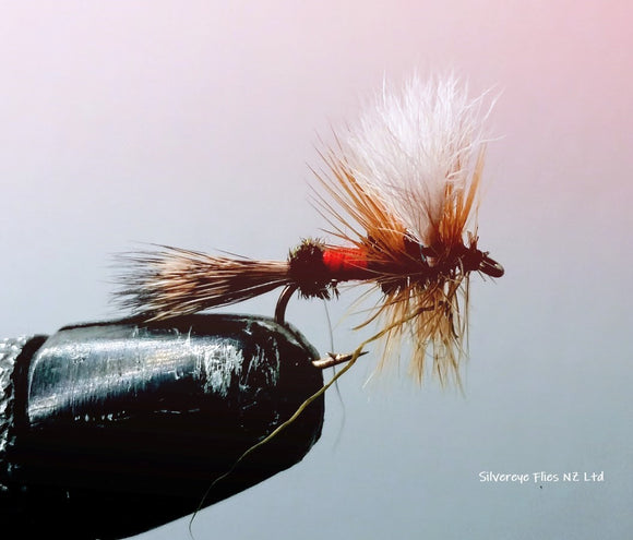 Royal Wulff Custom-tied Dozen -Fly Fishing Trout Flies Silvereye Flies